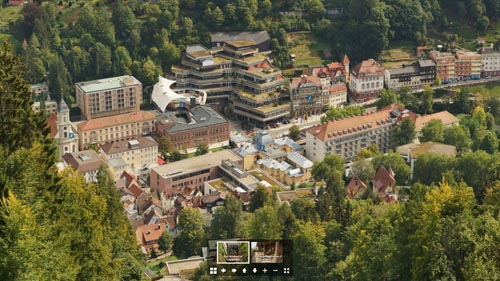 Bad Wildbad (4 Gigapixel)